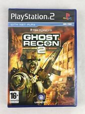 PS2 Tom Clancy's Ghost Recon 2 (2004), UK Pal, New & Sony Factory Sealed