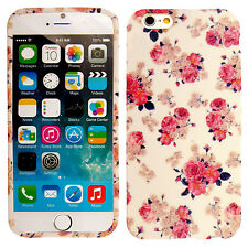 Silicone/Gel/Rubber Pictorial Fitted Cases for Apple Phones