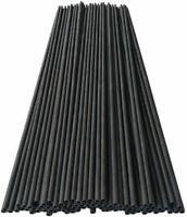 """30"""" Archery Pure Carbon Arrows Shaft SP340 ID6.2 DIY Recurve Compound Bow"""
