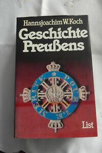 Geschichte Preußens Hannsjoachim W.Koch