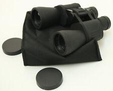 10X60 Optic Zoom Perrini Brand Black Binoculars  -
