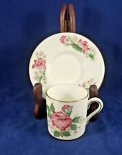 Wedgwood CHARNWOOD - Demitasse Cup & Saucer 2 3/4""