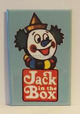 "VINTAGE JACK IN THE BOX 2"" x 3"" Fridge MAGNET"