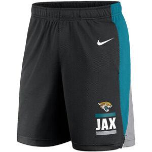 Brand New 2021 Jacksonville Jaguars Nike Broadcast Performance Dri-FIT Shorts