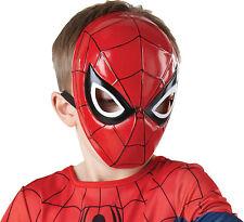 Ultimate Spider-Man - Child Spiderman Half Mask