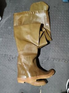 Rare Vintage Converse Chest Wader Rubber Boots 10US/9UK