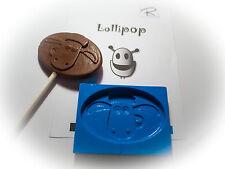 Shaun THE SHEEP STAMPO IN SILICONE/MOLD per cioccolato, cake topper, SAPONE, CANDELE, artigianale.