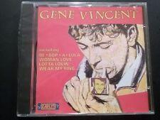 Gene Vincent (Starlite) by Gene Vincent Audio CD NEW SEALED
