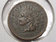 1879 US Indian Head Penny.  #13