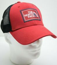 ea8120ea5aa34 The North Face Unisex Mudder Trucker Hat Cap Snapback One Size Red NEW