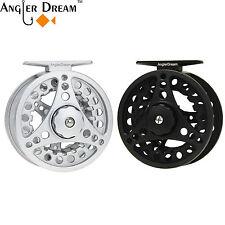 Fly Reel 5/6 7/8WT Large Arbor Aluminum Fly Fishing Reel & Spare Spool