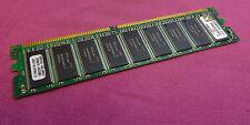 1 GB KINGSTON kvr333x7c25 / 1G 333 MHZ PC2700 184-pin DDR1 ecc memoria del server