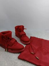 NIKE AIR YEEZY 2 RED OCTOBER US 8 KANYE WEST 508214-660