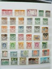 North & South Rhodesia & Nyasaland stamp selection. Mint & used.