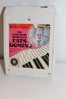 Fats Domino 8 track tape 1976 The Legendary Music Man Greates Hits The best of