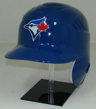 TORONTO BLUE JAYS Royal Blue COOLFLO Official Full Size Batting Helmet RIGHTY