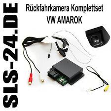 Kufatec 38352 Rückfahrkamera Kamera KCN802 Interface RFK VW Amarok RNS315 Set