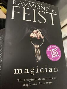 NEW Magician By Raymond E. Feist Paperback Free Shipping