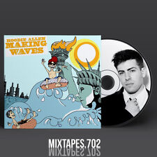 Hoodie Allen - Making Waves Mixtape (Full Artwork CD/Front/Back Cover)