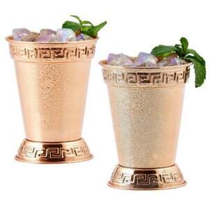 Old Dutch International 1401 12 oz. Solid Copper Mint Julep Cup