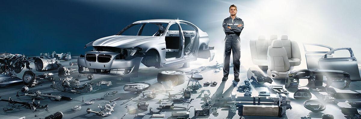 OEM Genuine BMW Parts