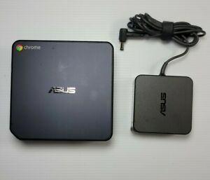 ASUS Chromebox CN60 (16GB, Celeron Dual Core, 1.4GHz, 2GB) PC Desktop #GG