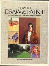 How To Draw & Paint 1981 Stan Smith Basic Rules Essential Materials Step By Step