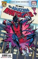 The Amazing Nightcrawler #1 Age of X-man Marvel Comic 1st Print 2019 unread NM