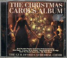 The Christmas Carols Album - The Guildford Cathedral Choir (CD 1996)