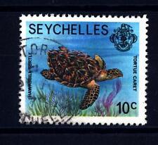 SEYCHELLES - 1977-1991 - Tartaruga