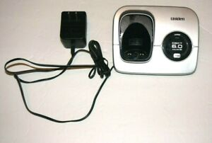 Uniden Model: DECT1560-3 Dect 6.0 Main Phone Base Only with AC Adapter
