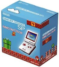 Nintendo Game Boy Advance SP Console - Famicom Color (Édition Limitée)
