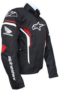 Alpinestars T-SP-1 Official Honda Men's Motorcycle Jacket Waterproof Athletic