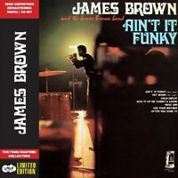 JAMES BROWN - AIN'T IT FUNKY  CD NEW