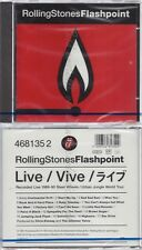 CD--NM-SEALED-THE ROLLING STONES -1991- -- FLASHPOINT -17 TRACKS-