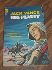 BIG PLANET BY JACK VANCE ACE(G-661) PAPERBACK BOOK