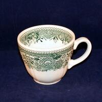 Villeroy & Boch Burgenland grün Kaffeetasse 7 x 8 cm neuwertig