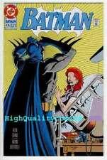 BATMAN #476, NM+, Alan Grant, 1992, Return of Scarface, Gig