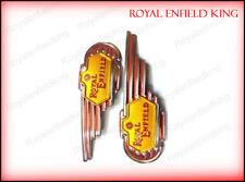 Royal Enfield Petrol Tank Decal Badges