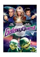 """Andy Armstrong's Movie """"Galaxy Quest'' Widescreen Spanish & English Subtitled"""