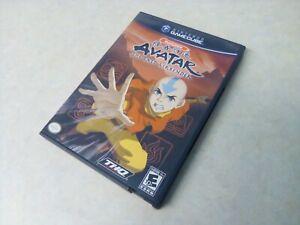 AVATAR THE LAST AIRBENDER, NTSC-US, COMPLETE, NINTENDO GAMECUBE GAME