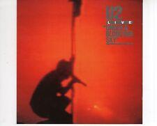 CD U2 under a blood red sky - liveEX+( A2425)