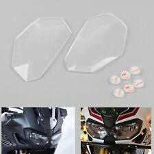 Scheinwerferschutz Headlight Cover Für Honda CRF1000L Africa Twin 16-17 Clear GE