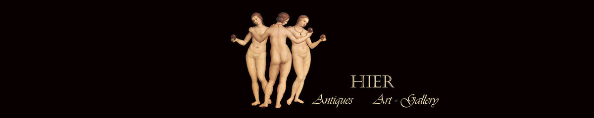 Hier - Antiques and Art-Gallery