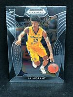 2019 Ja Morant Panini Prizm Draft Picks DP Rookie Card RC #65
