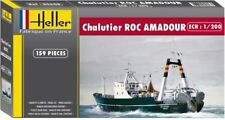 Heller 80608 1:200th Scale Ocean Going Fishing Trawler Roc Amadour