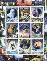 Animals -  Sheet of 9  - 11A-063