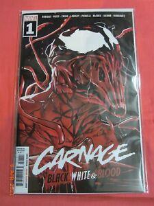 CARNAGE: Black, White & Blood #1 - Sara Pichelli cover A  (Marvel 2021)
