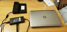 DELL LATITUDE E6440 i5-4300M, 4GB, 500GB SSHD, 130w AC,Docking, WIN10