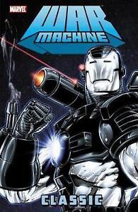 War Machine Classic - Volume 1